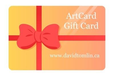 ArtCard Gift E-Card