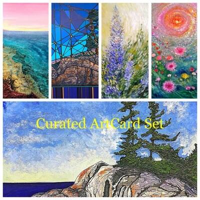 Premium Order: Curated Set of ArtCards