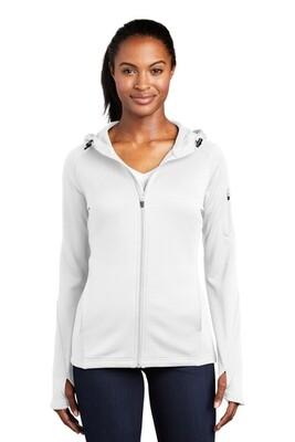 Sport-Tek® Ladies Tech Fleece Full-Zip Hooded Jacket