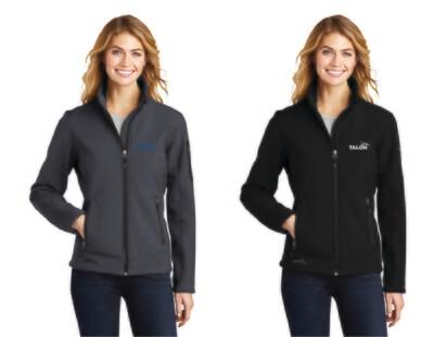 Talon - Eddie Bauer® Ladies Rugged Ripstop Soft Shell Jacket