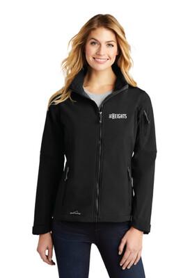 The Heights - Ladies Eddie Bauer® - Ladies Soft Shell Jacket - Black