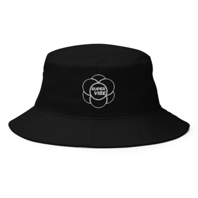 SUPERVIBE Bucket Hat