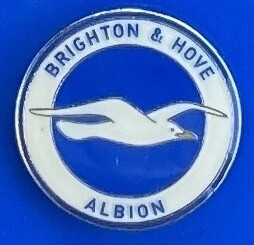Brighton & Hove FC (England) Logo Pin Badge