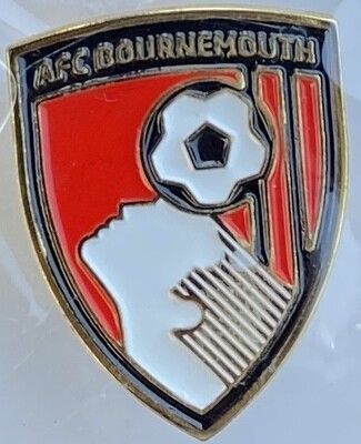 AFC Bournemouth (England) Logo Pin Badge