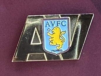 Aston Villa FC (England) Logo Pin Badge AV