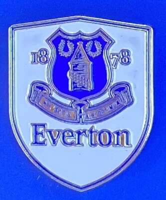 Everton FC (England) (Logo 2014-Present White Background)