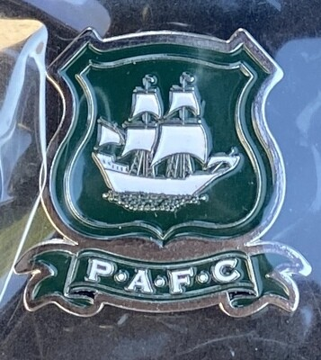 Plymouth Argyle FC (England) Logo Pin Badge