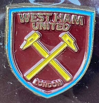 West Ham United FC (England) Logo Pin Badge