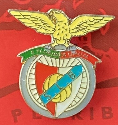 Benfica Lisbon (Portugal) Logo Pin Badge