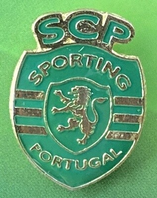 Sporting Portugal 1 (Portugal) Logo Pin Badge