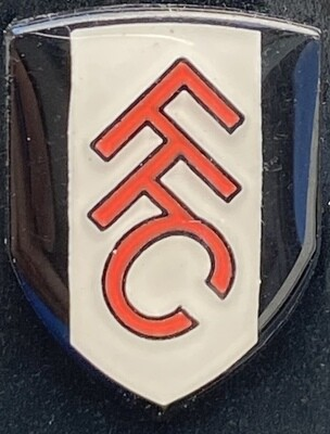 Fulham FC (England) Logo Pin Badge