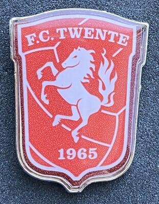 FC Twente (Netherlands) Logo Pin Badge