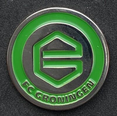 FC Groningen (Netherlands) Logo Pin Badge