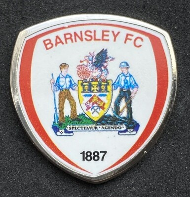 Barnsley FC (England) Official Pin Badge Logo