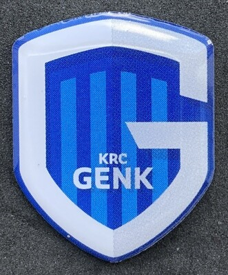 Racing Genk (Belgium) Logo Pin Badge Large