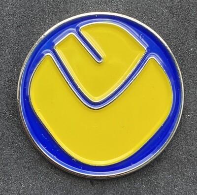 Leeds United FC (England) Logo 1977-1978