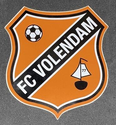 FC Volendam (Netherlands) Sticker