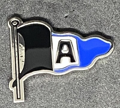 Arminia Bielefeld (Germany) Pin Badge Flag