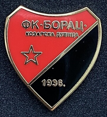 FK Borac Kozarska Dubica (Bosnia-Hercegovina)