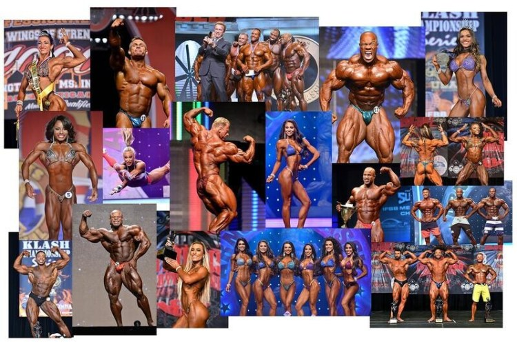 Competition Photo Package