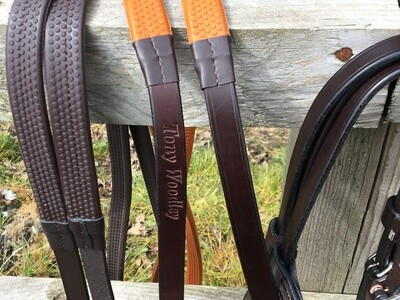 Leather Reins | Equus Grips