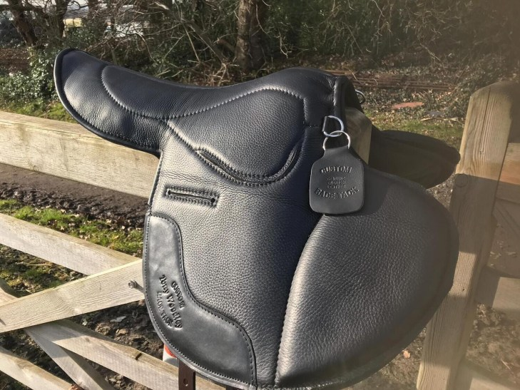 Half Tree Race Exercise Saddle   Make It Your Own