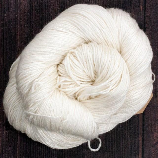 Silk/NON Superwash Merino - 50/50 - 100g