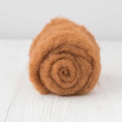 Maori Carded Wool