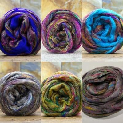 Sari Silk Mix Pack - 100g
