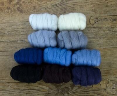23m Merino 10 Colour Pack - Winter