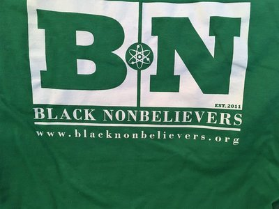 BN Logo T-shirt - Green (with White Ink)