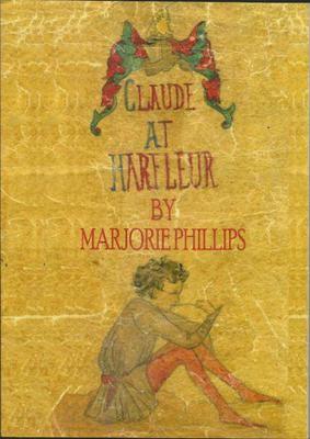 Claude at Harfleur by Marjorie Phillips