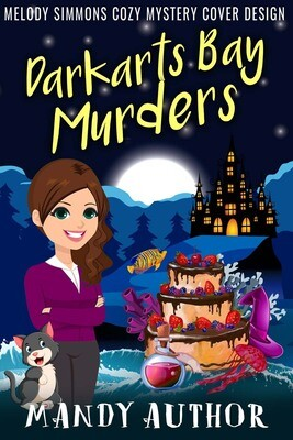 Darkarts Bay Murders - Click to view SET of 3