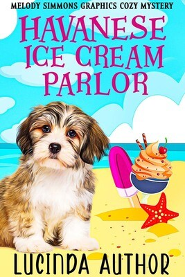 Havanese Ice Cream Parlor- Click to view SET of 3
