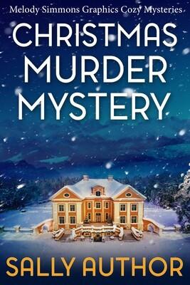 Christmas Murder Mystery - Single Cover