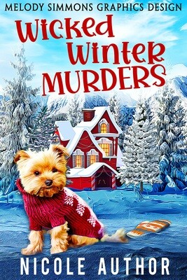 Winter Murders - Click to view SET of 3