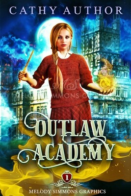 Outlaw Academy - Set of 3 Covers