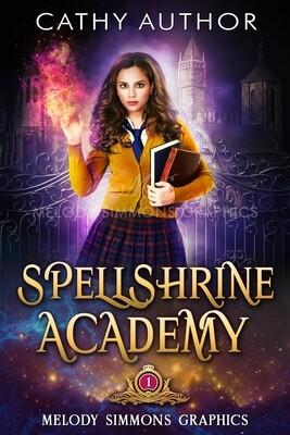 Spellshrine Academy - Set of 3 Covers