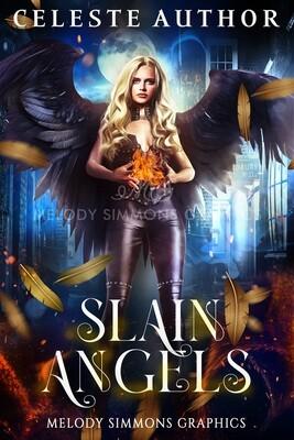 Slain Angels - Set of 3 Covers