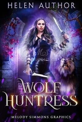 Wolf Huntress - Set of 3 Covers