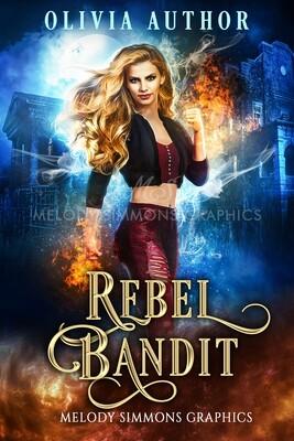 Rebel Bandit - Single Cover