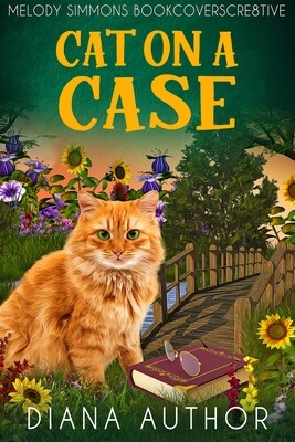 Cat on a Case - Click to view SET of 3
