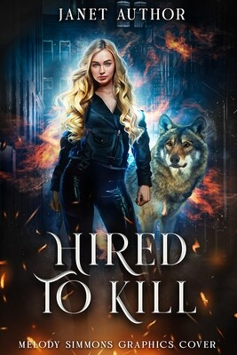 Hired To Kill - Single Cover