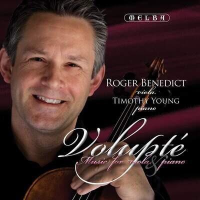 Volupté: Music for Viola & Piano