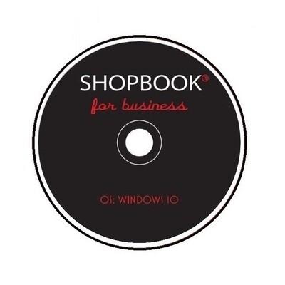 Shopbook Plus - CD PACK