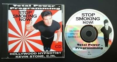 STOP SMOKING NOW! CD