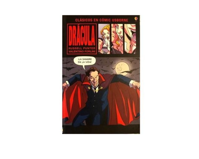Drácula. Clásicos en cómics.