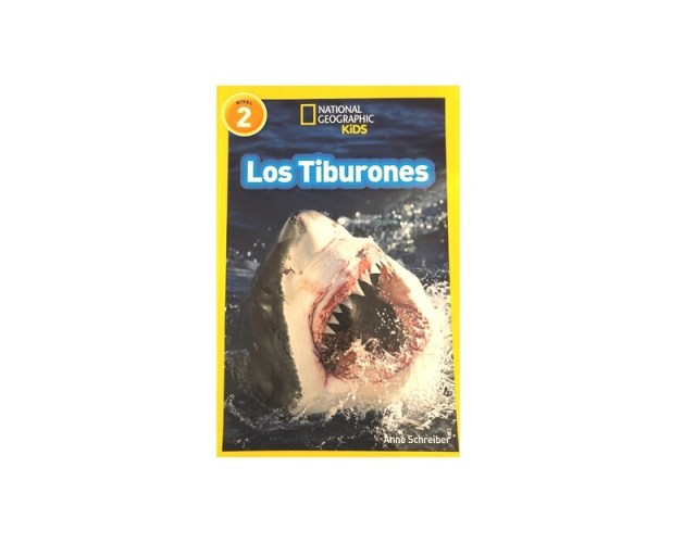 National Geographic Kids.  Los tiburones
