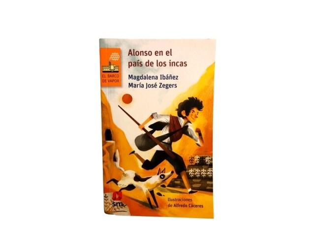 Alonso en el país de los Incas.