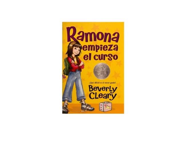 Ramona empieza el curso.